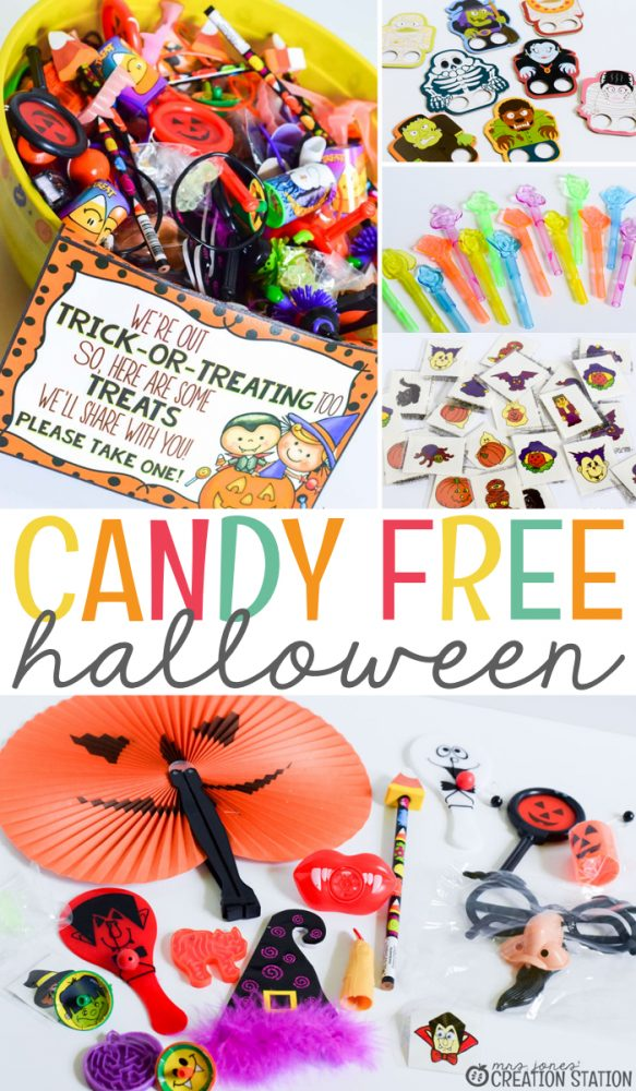 Candy Free Halloween With Oriental Trading - Mrs. Jones' Creation ...