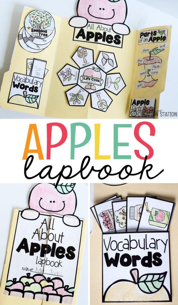 Apple Theme Lapbook