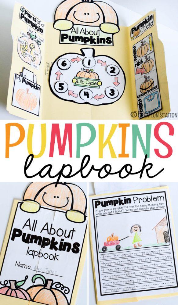 Pumpkin Lapbook