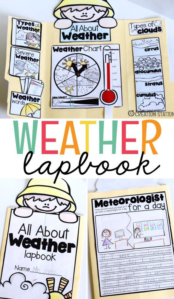Weather Lapbook