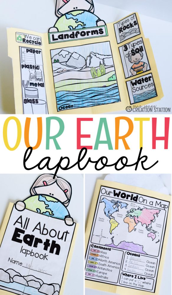 Earth Lapbook