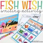 Fish Wish Writing Activity