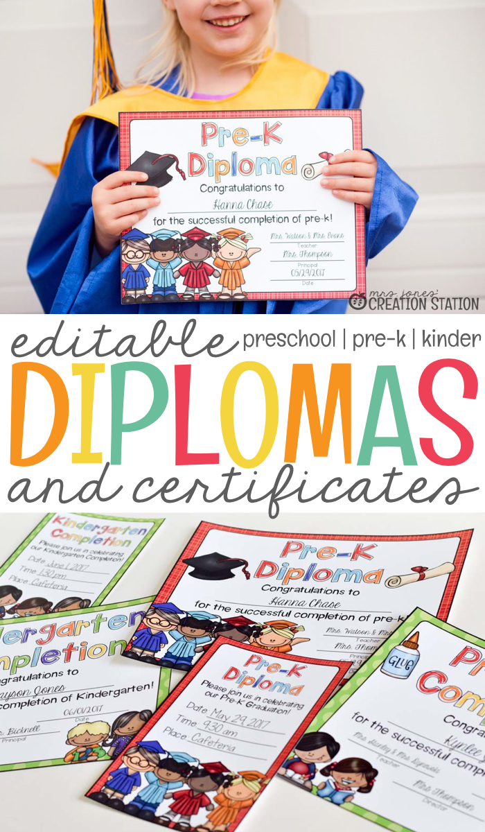 preschool prek kindergarten graduation diplomas jpeg 001 jpeg 001