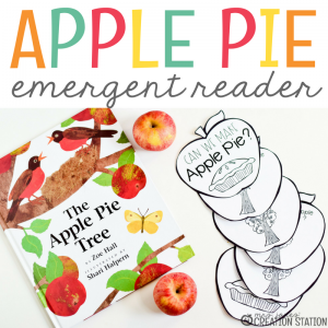 Apple Unit Emergent Reader