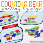 Counting Bears Sorting by Size