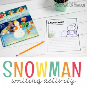 Warning: Snowmen At Work!