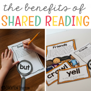 Why Shared Reading Is Good For Your Students