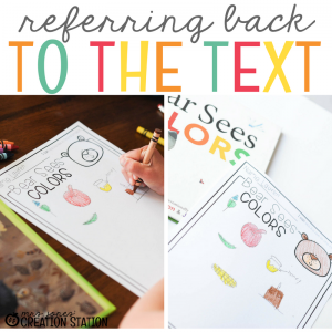 The Importance of Referring Back to Our Texts