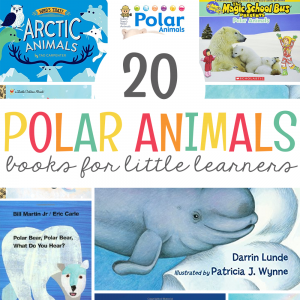 20 Polar Animals Books for Little Learners
