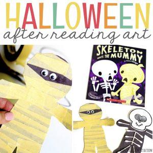 STEAM Halloween Art